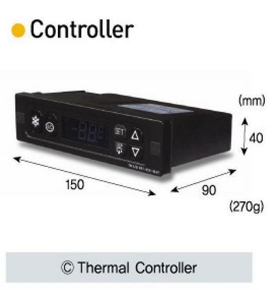 пульт управления к Thermal Van Supermax