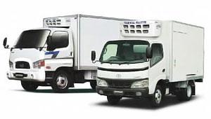 Изотермические фургоны HLM