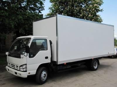Как выбрать фургон для перевозки продукции