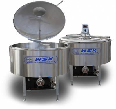 Молокоохладитель открытого типа 200-400л