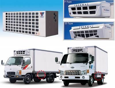 Транспортно холодильное оборудование Thermal Master